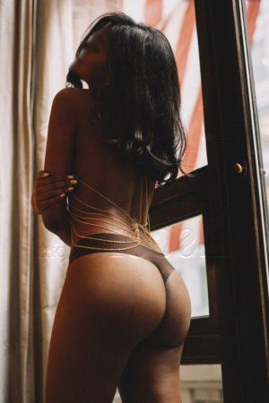 Ela-nur massage escorts in Crystal